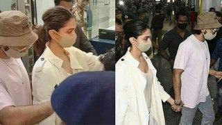 NCB पूछताछ के दौरान Deepika के साथ रहना चाहते हैं Ranveer Singh, बताई ये वजह | FilmiBeat