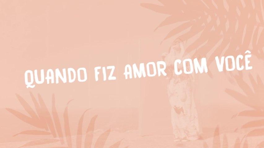 Ana Clara - Quando Fiz Amor Com Você