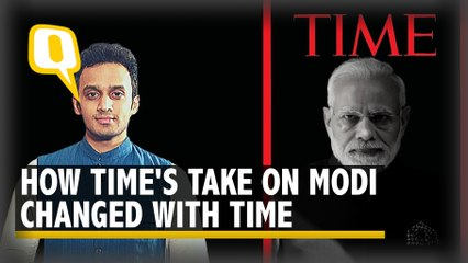 Charismatic to Communal: TIME's Shifting Take on PM Modi Over Time