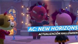 Animal Crossing New Horizons - Actualización Halloween