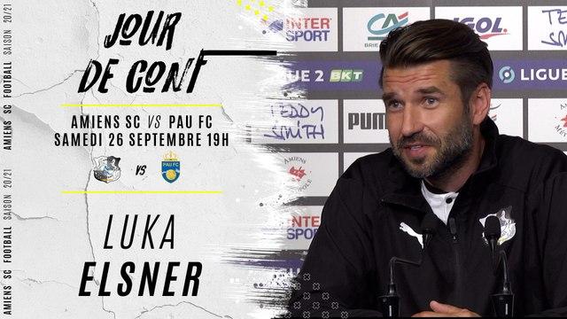 Jour de Conf' ASC - Pau FC:  Luka Elsner