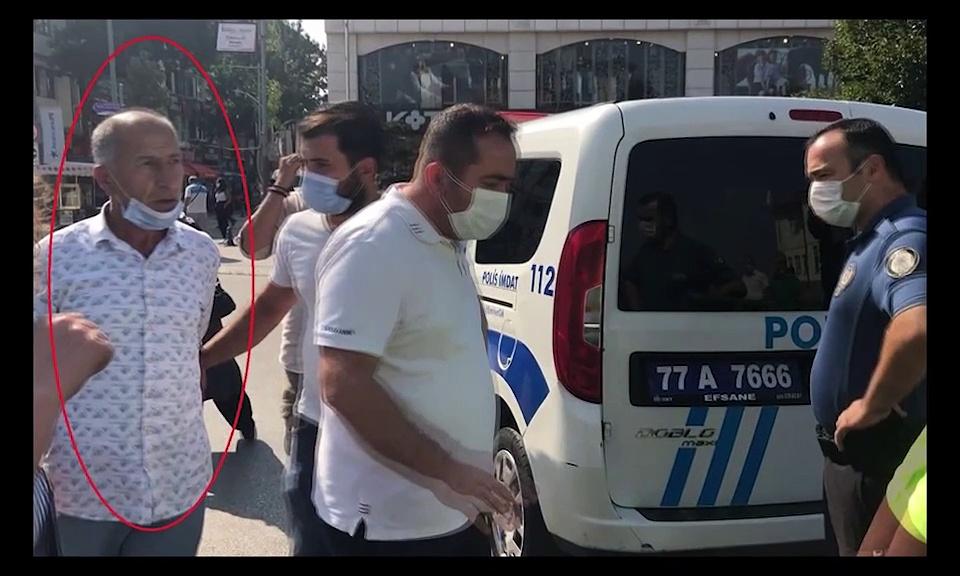 Trafik cezası yiyen eski MHP'li vekilden polislere: Adamlığı öğrenin; biz FETÖ'cülerden neler çektik