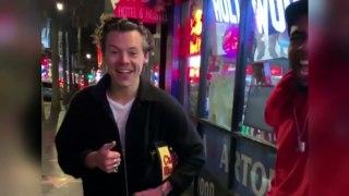 SHOWBIZ ROUNDUP: BTS Record, Zayn baby & Harry Styles!