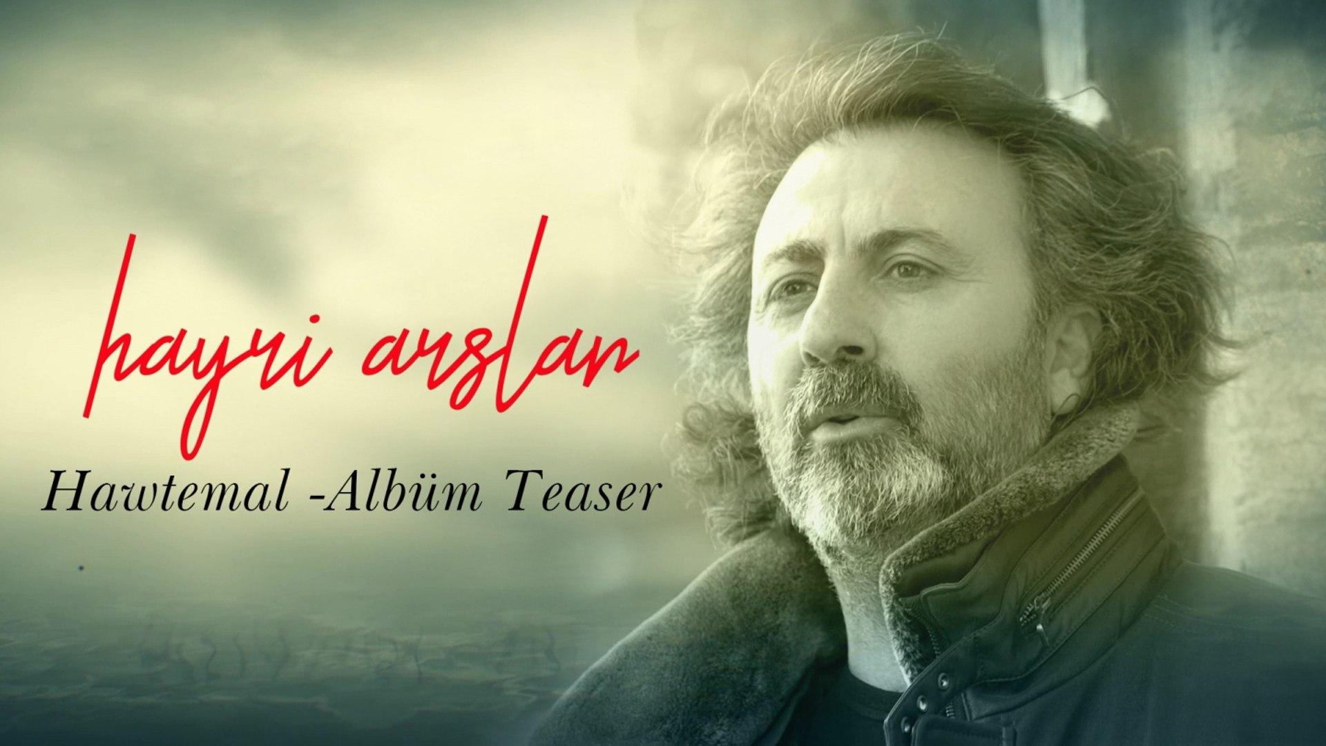 Hayri Arslan - Hawtemal Albüm Teaser - [2020 © Medya Müzik]