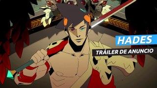 HADES - Tráiler de anuncio para Nintendo Switch