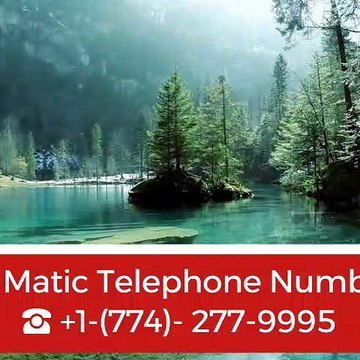 PC Matic Telephone Number ☎+1-(774)-277-9995