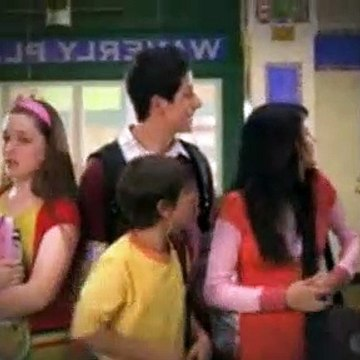 Wizards Of Waverly Place Season 3 Episode 21 - Delinquint Justin