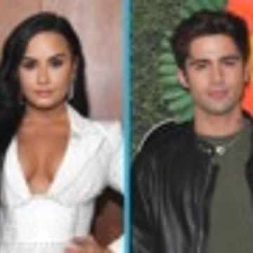 Demi Lovato & Max Ehrich Split After Two Month Engagement | Billboard News