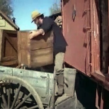 Little House on the Prairie Season 2 Episode 16 The Runaway Caboose