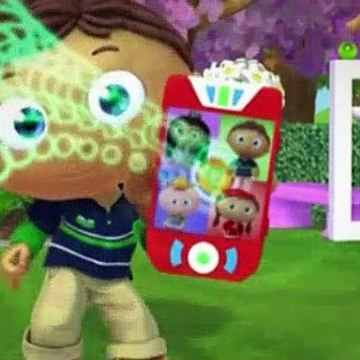 Super WHY! Season 1 Episode 51 - The Muddled Up Fairy Tales