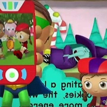 Super WHY! Season 1 Episode 52 - Hansel & Gretel - A Healthy Adventure