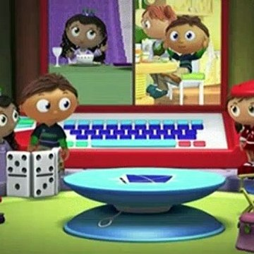 Super WHY! Season 1 Episode 54 - The Prince And The Pauper
