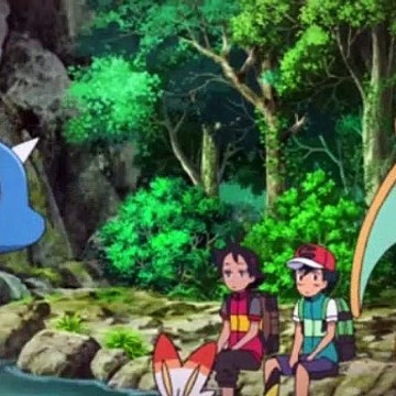 Pokemon - Season 23 Episode 10 - The Kairyu Paradise And The Hakuryu Trial!! - (English Subbed)