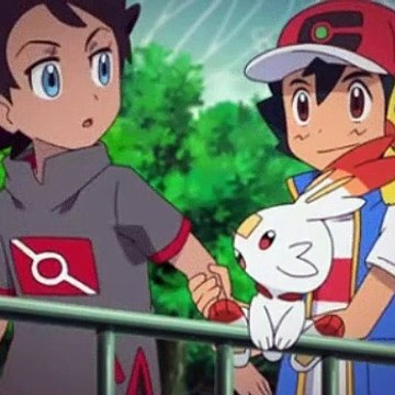 Pokemon - Season 23 Episode 11 - Koharu, Wanpachi And Sometimes Gangar Too - (English Subbed)