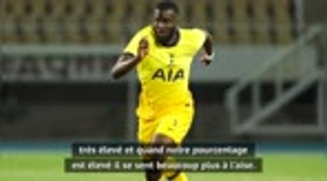 Tottenham - Ndombele, de retour au premier plan ?