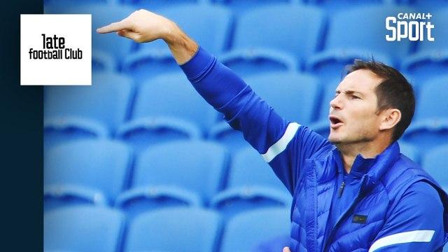 Frank Lampard, pas le droit à l'erreur ?