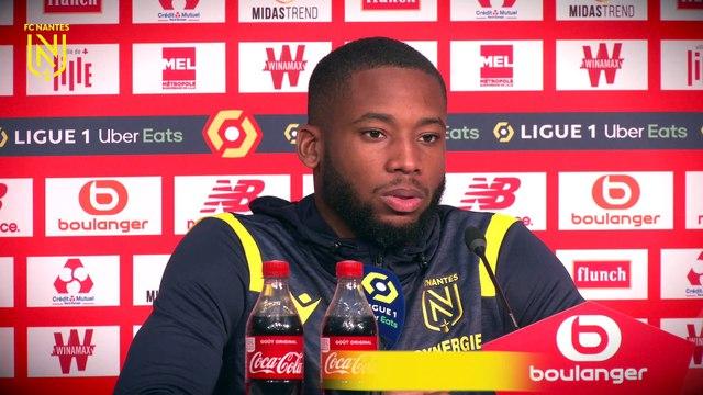 Marcus Coco après LOSC - FC Nantes