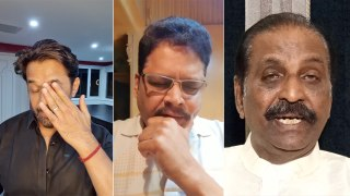 SPB எல்லோருக்கும் ஒரு Inspiration • Arjun Sarja, Mansoor Ali Khan இரங்கல் பதிவு   Oneindia tamil