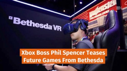 Bethesda Has A Bright Future With Xbox