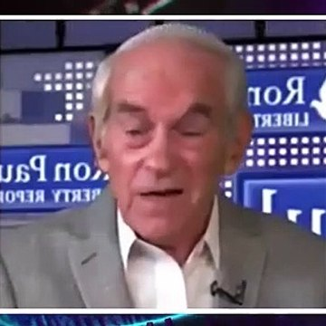 Watch  What happened to Ron Paul during livestream  ron paul stroke video