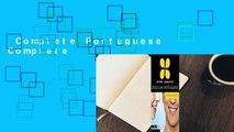 Complete Portuguese Complete