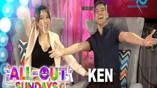 All-Out Sundays: Back to studio kilig with RitKen