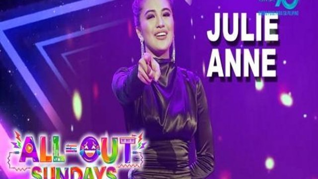 All-Out Sundays: Julie Anne San Jose, abangan sa comeback studio ng AOS!