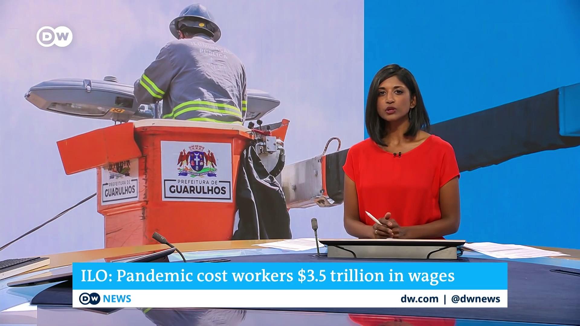 ILO- Coronavirus lockdowns killed 495 million jobs – DW News