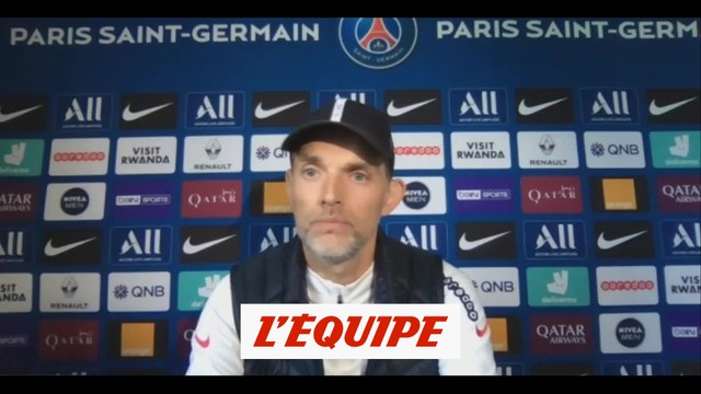 Tuchel : « Je ne comprends pas ces sanctions » - Foot - L1 - PSG
