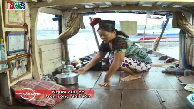 Nghề đặc biệt - cứu hộ và vớt xác trên sông Sài Gòn.