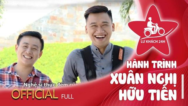 Lữ Khách 24h | Hành trình full | Hữu Tín - Xuân Nghị rủ nhau đi bụi ở Vũng Tàu.