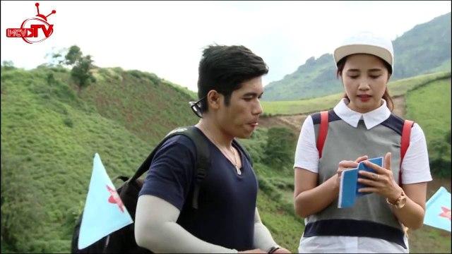 Cười đau bụng với hai diễn viên và nhiệm vụ leo núi đào 6 loại củ đem về.