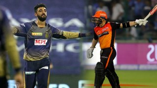 IPL 2020: SRH Batting சொதப்பல்! KKRக்கு 143 Runs Target | OneIndia Tamil
