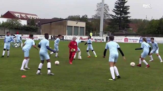 Football : Anelka a rendu visite à son académie