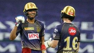 IPL 2020: SRHஐ Easyஆ வீழ்த்திய KKR! Shubham Gill அபாரம் | OneIndia Tamil