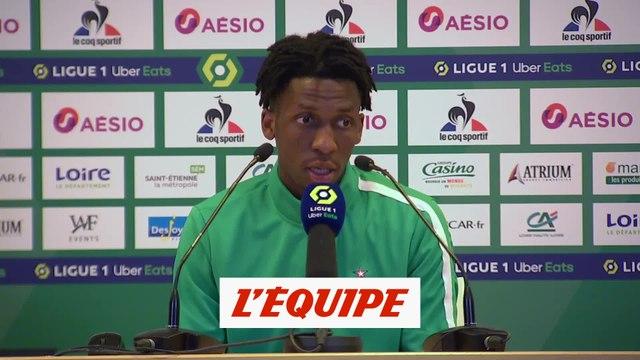 Neyou : «Le score est un peu sévère» - Foot - L1 - Saint-Etienne