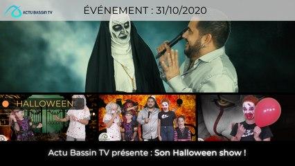 Actu Bassin TV présente : Son Halloween show !
