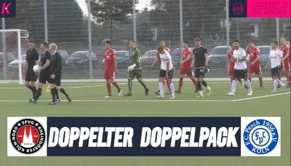 Doppelter Doppelpack | SpVg Rheindörfer Köln-Nord – FC Pesch (3. Runde, Kreispokal Köln