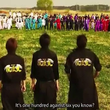 Wild Heroes - ワイルド・ヒーローズ - E1/2 English Subtitles