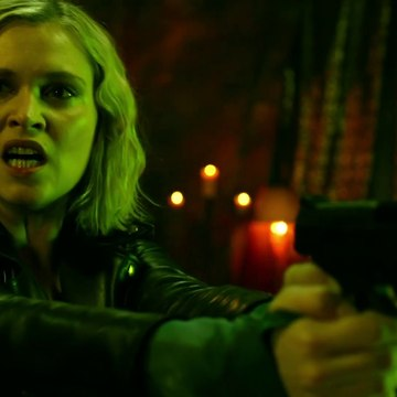 The100 Clarke kills Bellamy