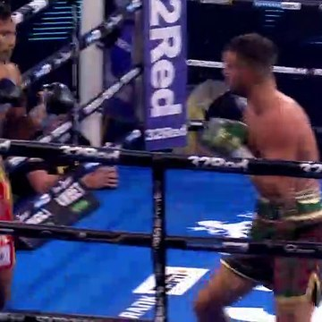 Josh Taylor vs Apinun Khongsong (26-09-2020) Full Fight