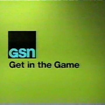 GSN Primetime Promo 2007 - Get in The Game!
