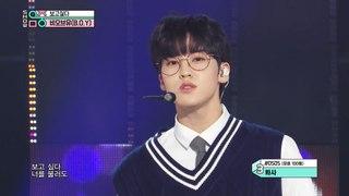 [HOT] B.O.Y -Miss You, 비오브유 -보고싶다 Show Music core 20200926