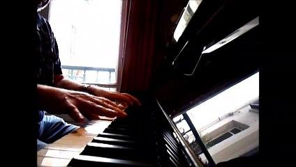 dont forget me baby, impro piano vladimir mitz
