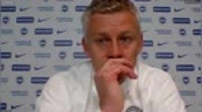 """3e j. - Solskjaer : """"Rashford va lancer sa saison"""""""