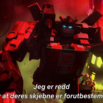 Transformers: War for Cybertron Trilogy Sesong 2 Earthrise