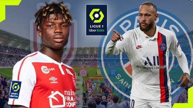 Les compos probables de Reims-PSG