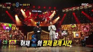 [Reveal] 'Black Horse' is Comedian Shim Hyung-rae 복면가왕 20200927