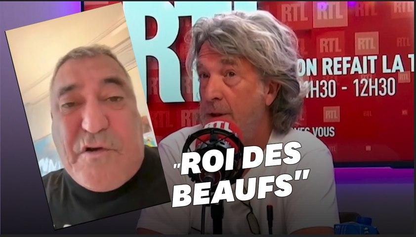 """Jean-Marie Bigard, """"abruti total"""" pour François Cluzet"""