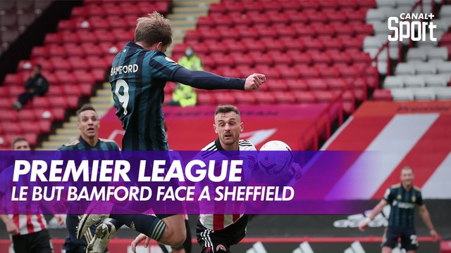 Le but de Bamford - Sheffield United 0-1 Leeds (J3)